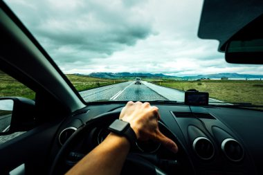 conduire une voiture de location