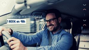 SereniTrip VS visa classic pour l'assurance de véhicule de location